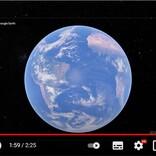 過去37年間の地球の経年変化を観察できる「Google Earth タイムラプス」