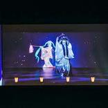 中村獅童 超歌舞伎は「毎回魂が震える経験」 巨大3面スクリーンで初音ミクとコラボ