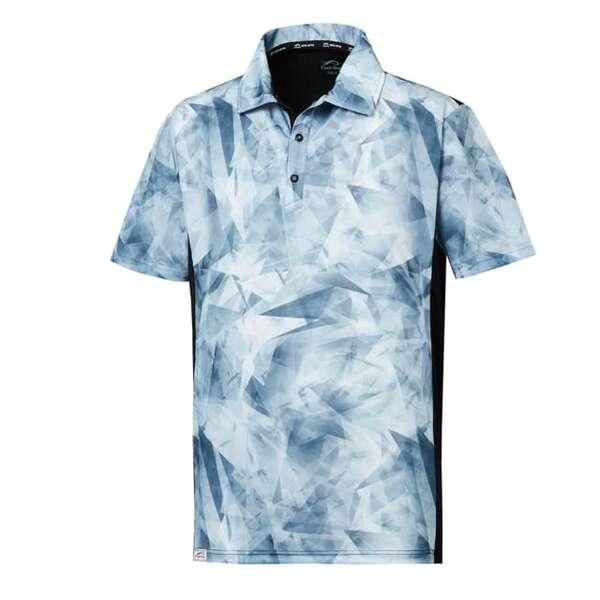 ワークマンの半袖ポロシャツ