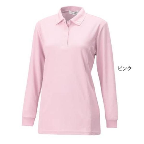 ワークマンの長袖ポロシャツ