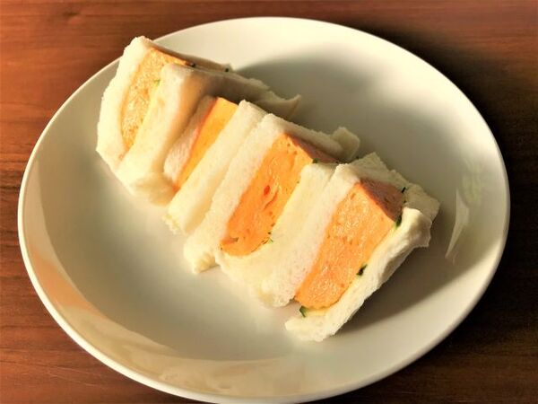 チロル 玉子サンド