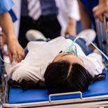 食品のアナフィラキシーショックで脳障害 救急隊員の勉強不足で高額賠償金が発生