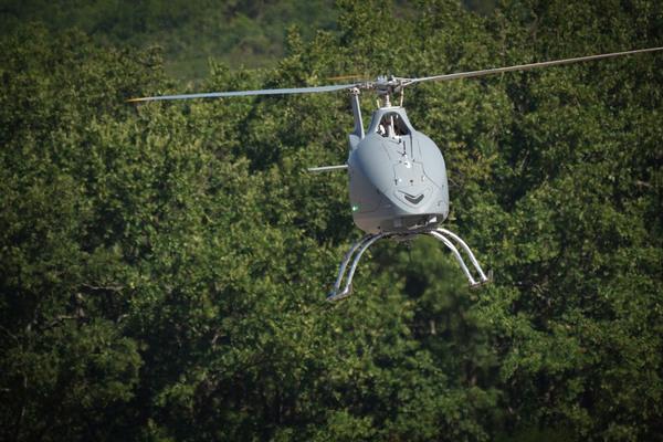 初の自律飛行を実施するVSR700試作機(Image:Airbus)