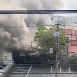 名古屋市の人気ステーキ店火災で消防20台出動 目撃者から話を聞いた