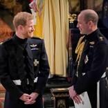 ウィリアム王子、王配の葬儀でヘンリー王子とは従兄を挟み歩くことを要望していた