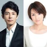 藤木直人がドラマ『黒鳥の湖』で主演 共演は吉瀬美智子、三宅健、財前直見