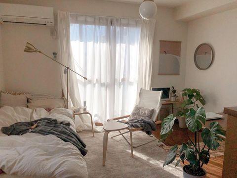 理想の部屋をイメージして模様替えの準備する