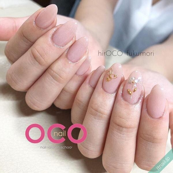 OCO nailが投稿したネイルデザイン [photoid:I0068330] via Itnail Design (640980)