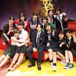BEYOOOOONDS、4作目の舞台はメンバー12名だけの出演 演劇女子部「眠れる森のビヨ」開幕