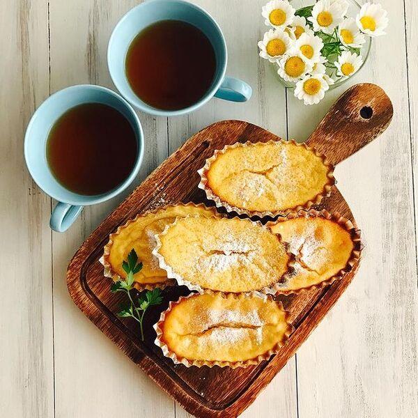 豆腐とヨーグルトのヘルシーチーズケーキ