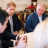 ヘンリー王子、王配の葬儀前に「王室内の緊張を和らげるため」父チャールズ皇太子に手紙を送っていた