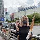 """【全力疾走】 """"フランスで食べたフランスパン"""" が食べたい! 新宿の中心でパリを再現してみた結果…"""