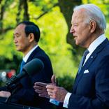 日米首脳会談。「ヨシ」「ジョー」の関係でも気がかりな菅首相の存在感の薄さ