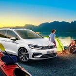 フォルクスワーゲン、「Golf Touran」 を仕様変更し、利便性・安全性など強化