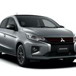 三菱自動車、コンパクトカー「ミラージュ」の特別仕様車「BLACK Edition」発売