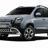 フィアット、215台限定のコンパクトカー「Fiat Panda Cross 4×4」発売