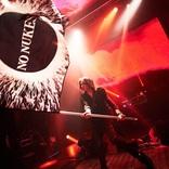 SUGIZOが提示したエンターテインメントの力、あらゆる壁を超え混ざり合う総合芸術を提示した配信ライブ公式レポート