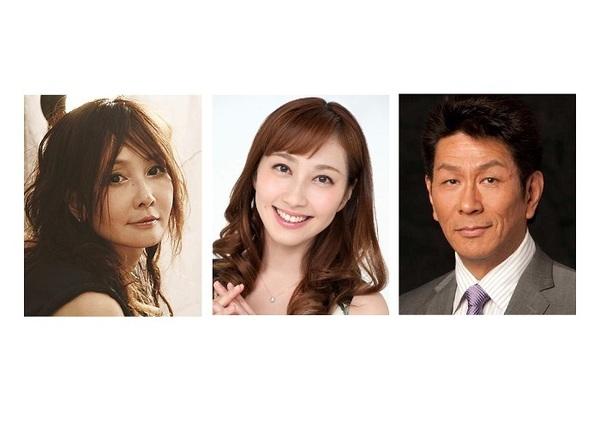 (左から)YOU、はいだしょうこ、野村将希