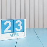 今日は何の日?【4月23日】