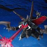 『ゴジラ FINAL WARS』ガイガンが大決戦Ver.で立体化、組み換えで改造ガイガンを再現