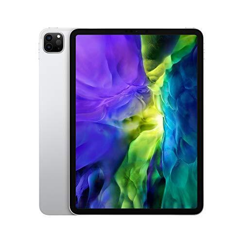 最新 Apple iPad Pro (11インチ, Wi-Fi, 1TB) - シルバー (第2世代)