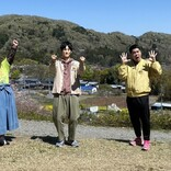 松坂桃李、優しさ全開でかなでを乙女モードに 初の過酷旅に挑む