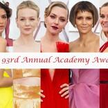 ゼンデイヤ、ドレス&靴&ジュエリーをイエローで統一 アカデミー賞セレブたちのドレスを振り返り