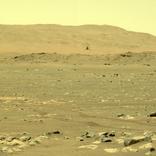 NASAの小型ヘリコプター、火星での2度目のフライトを完了!