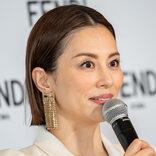 米倉涼子、会社経営で「シワは増えました」 自身の給料についても言及