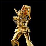 お値段なんと2000万円超え?!ガンダムとシャア専用ザクの純金像が発売!