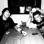 細美武士とTOSHI-LOWによるバンドthe LOW-ATUS、1stアルバム収録曲のタイトル&アナログ盤のリリースを発表