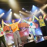 CUBERS、スピード感溢れるONLINE TOUR終幕! ミニアルバム収録の「アジアの純真」カバー、4月28日(水)配信リリース決定!