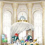 西尾維新アニメプロジェクト最新作『美少年探偵団』、第3弾ビジュアルと第3話までのダイジェストPVが公開