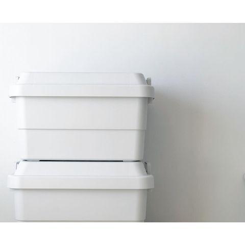 頑丈収納ボックス・積み重ねて使える