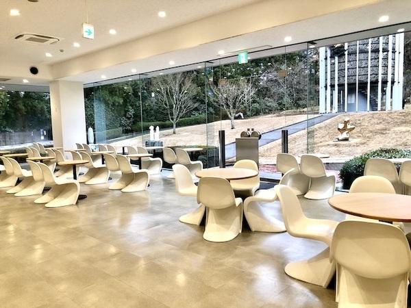 箱根 彫刻の森美術館 カフェ