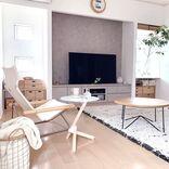 家に帰りたくなるリビングデザイン実例集。寛げるおしゃれで素敵な空間作りをご紹介