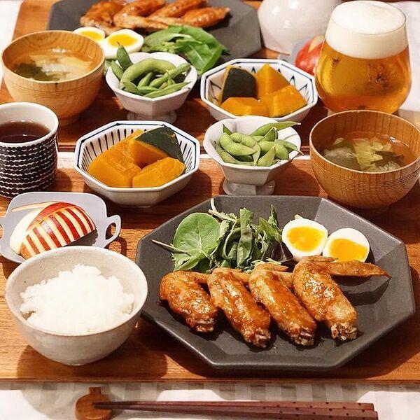 元気になる野菜おかず!かぼちゃの煮物レシピ