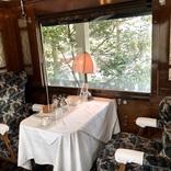 オリエント急行で優雅なティータイム!旅気分を満喫できる「箱根ラリック美術館」