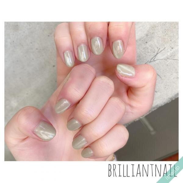 Brilliant Nailが投稿したネイルデザイン [photoid:I0094460] via Itnail Design (642637)