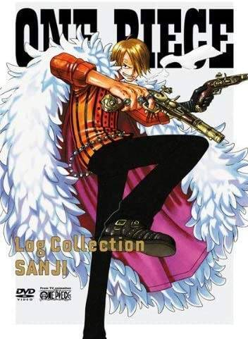 "DVD『ONE PIECE Log Collection ""SANJI"" 』 (254085)"