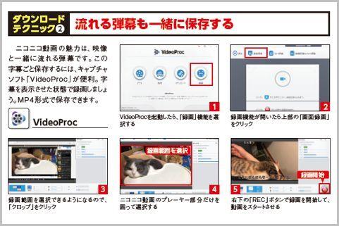 コニコ動画をダウンロードするテクニック4つ