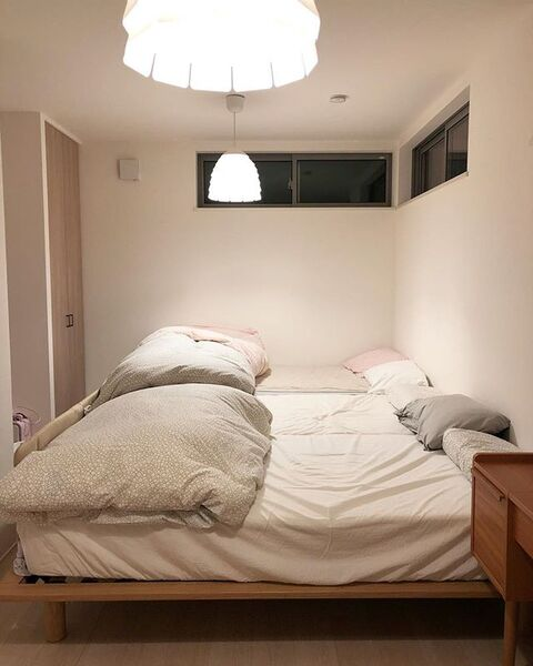 IKEAのおしゃれな部屋実例13