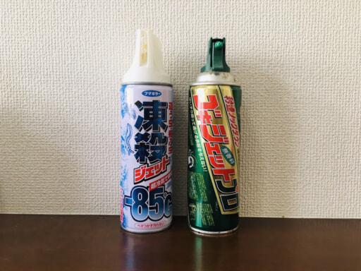 エアゾール式殺虫剤