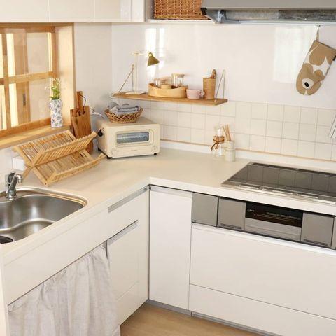新築キッチン13