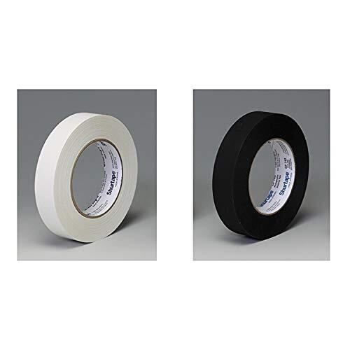 HCL パーマセルテープ 白 黒セット