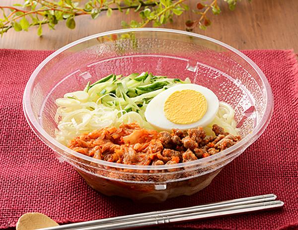 【ローソン】盛岡風冷麺(5月4日発売)br /