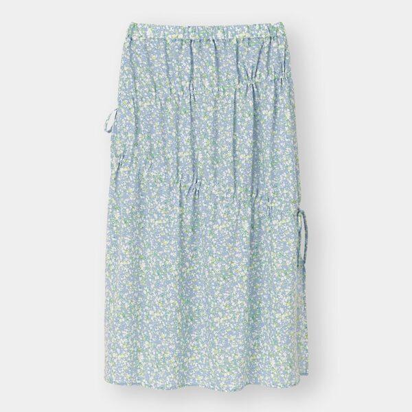 ドローストリングスカート