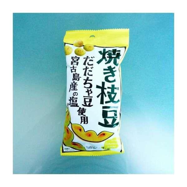 カルディオリジナル焼き枝豆