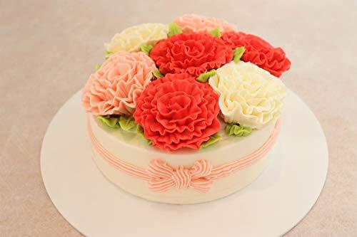 お菓子のさかい カーネーションケーキ 母の日