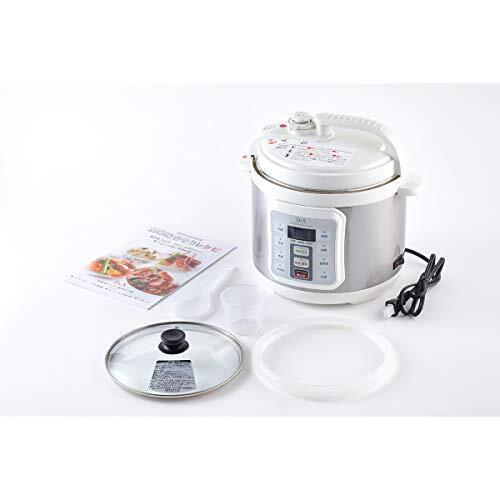 D&S(ディーアンドエス) 電気圧力鍋4.0L STL-EC50